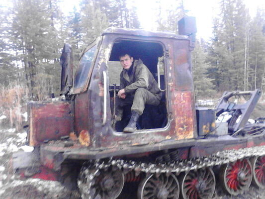 Фото мужчины Алексий, Усть-Илимск, Россия, 23