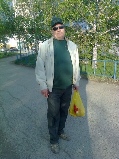 Фото мужчины андрей, Октябрьский, Россия, 54