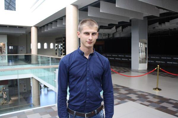 Фото мужчины Лёша, Минск, Беларусь, 21