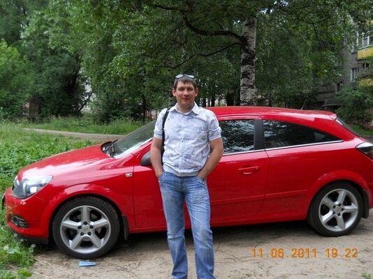 Фото мужчины АНДРЕЙ, Ярославль, Россия, 34